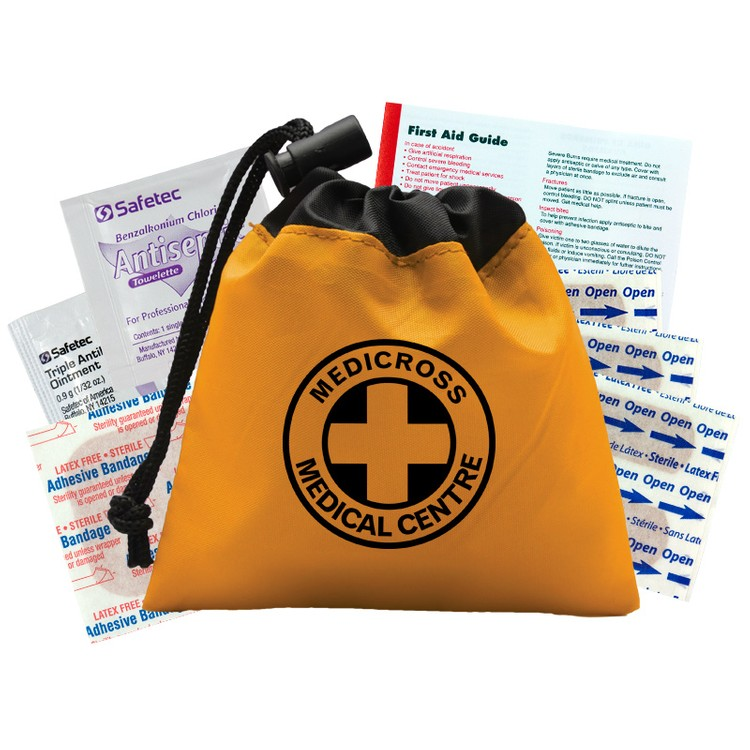Cinch Tote First Aid Kit