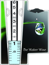 Green Wave Sr. Rain Gauge