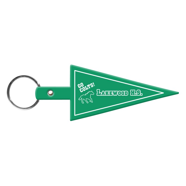 Pennant Flexible Key-Tag