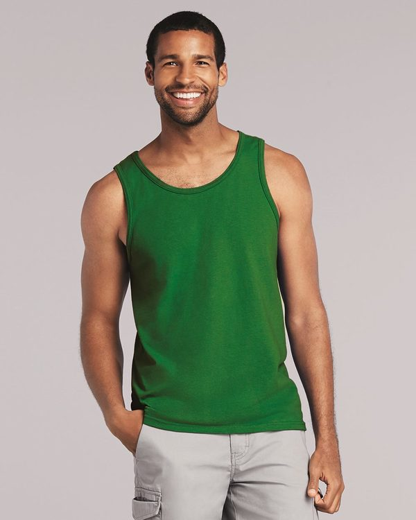 Heavy Cotton Tank Top