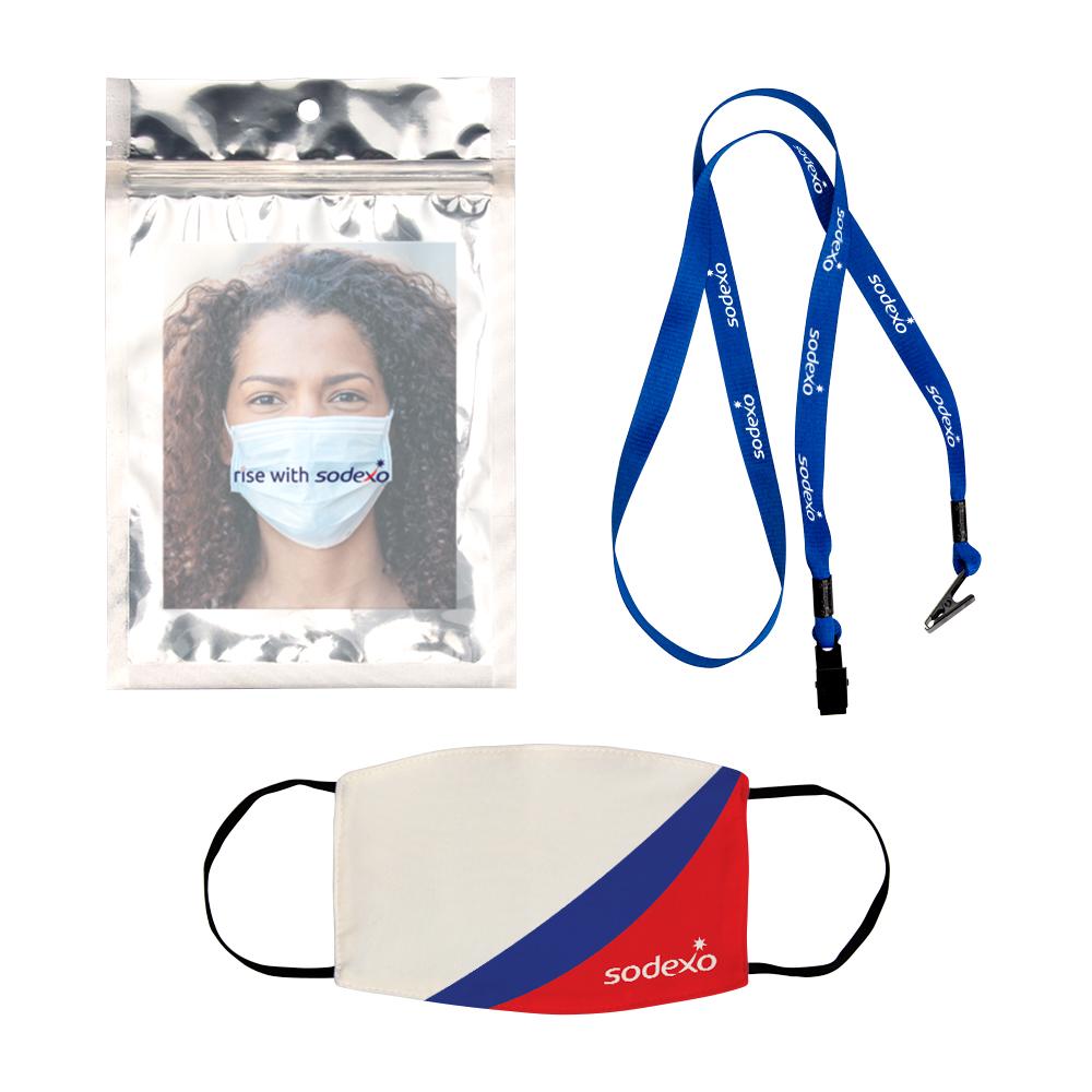 Mask Keeper PPE Kit