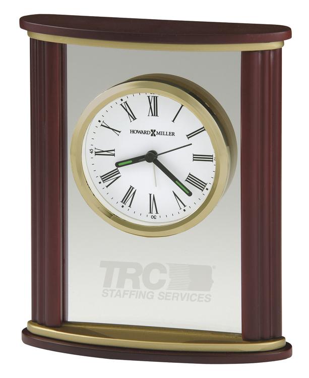 Howard Miller Victor tabletop clock