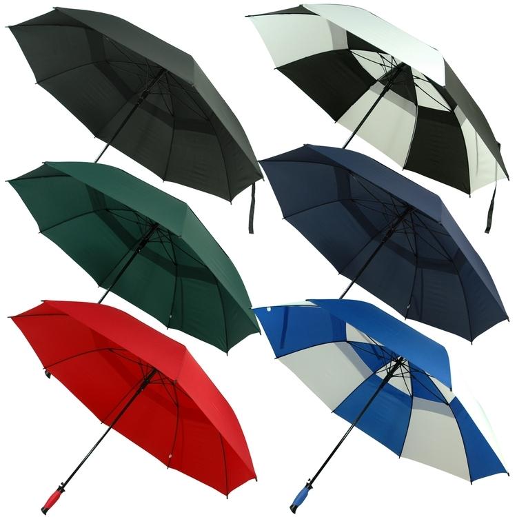 64 Giant Auto Open Wind Proof Golf Umbrella SALE