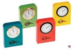 Bright Petite Clock