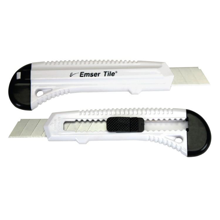 Utility Knife w/Segmented Blades