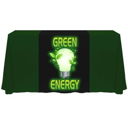 Digital 30 x 72 Recycled Table Runner