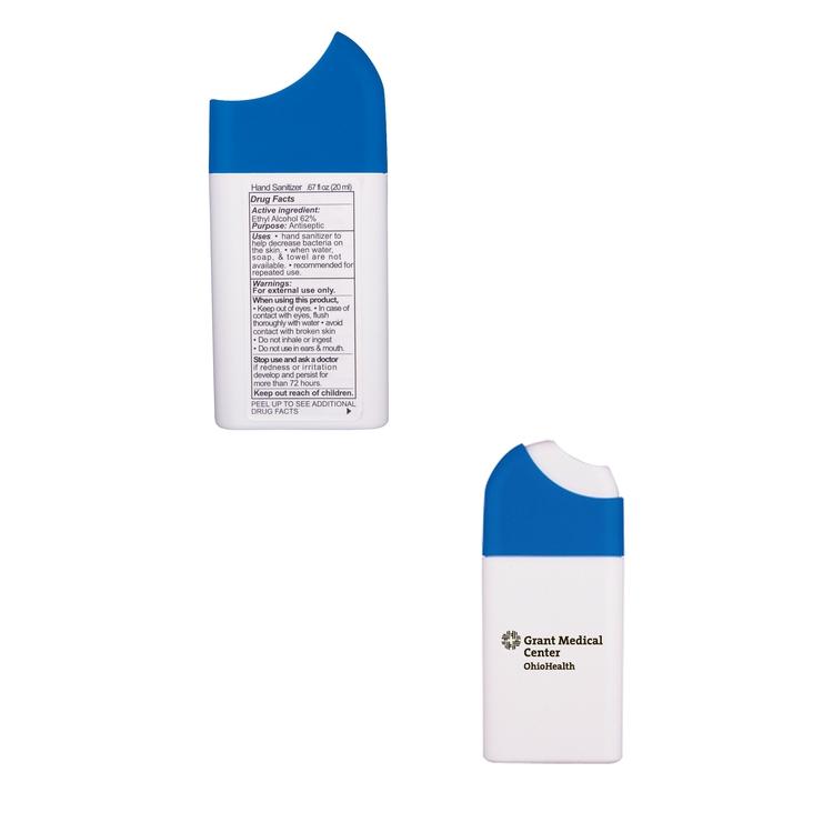 0.67 oz. Misting Sanitizer Spray