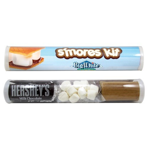 S'mores Microwave Kit Tube - Large