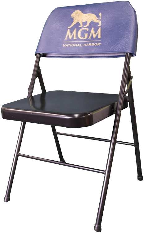 Supported Vinyl Chair Cover