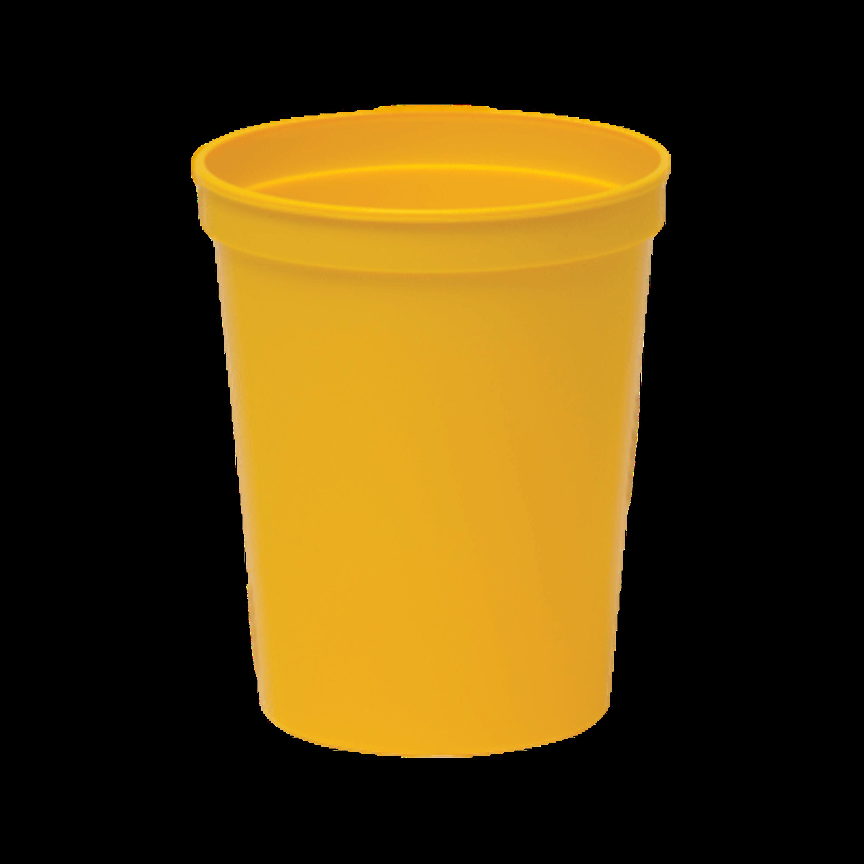 16 oz. Smooth Squat Stadium Cup