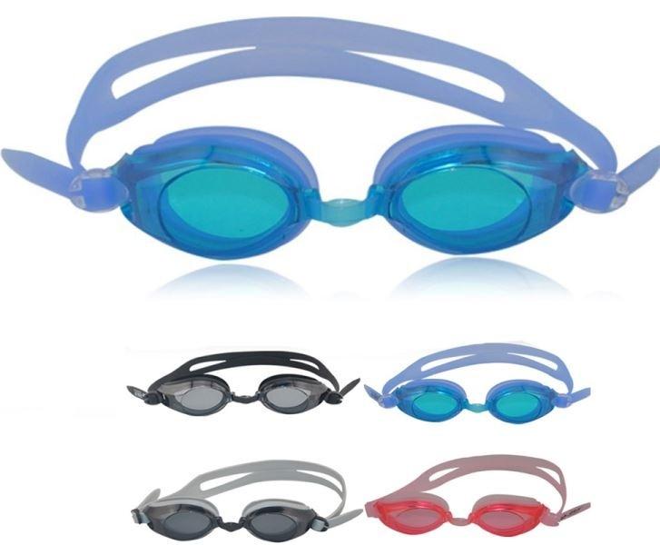 Custom Silicone Swim Goggles
