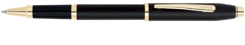 Century II Classic Black Roller Ball Pen