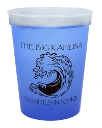 S16CCC - 16 oz Color Changing Smooth Stadium Cup