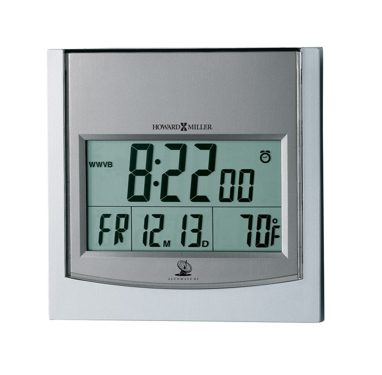 Howard Miller Techtime I radio controlled clock