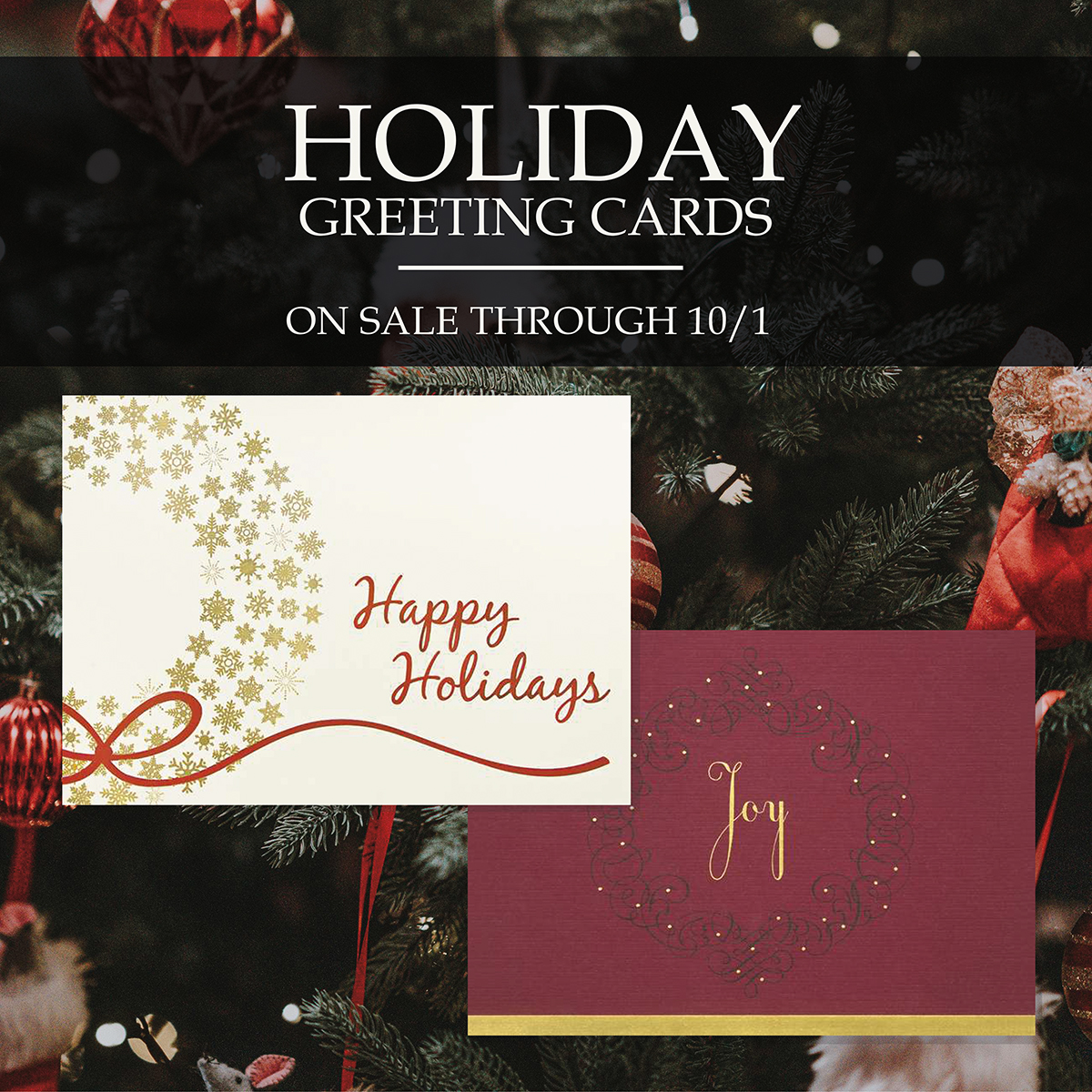 Business holiday cards on sale | Warwick Publishing