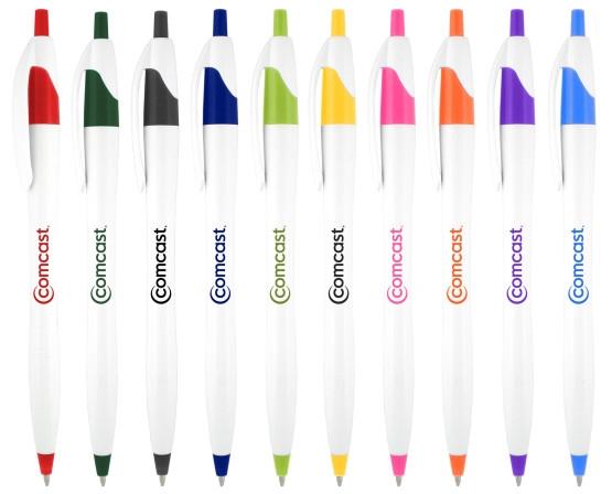 The Columbia White Pen