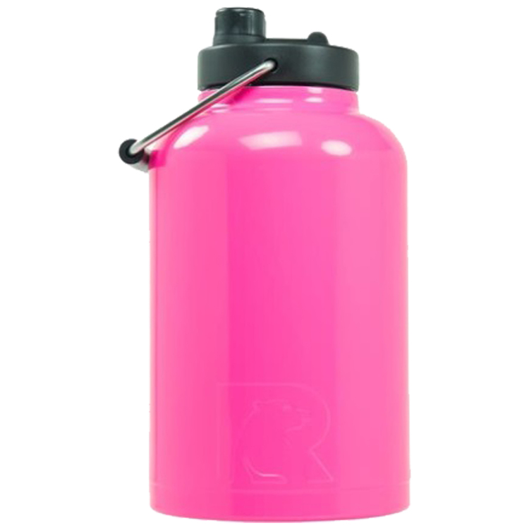 c023fdbc5c RTIC One Gallon Pink Stainless Steel Jug. # RS-ONEGPK-DC
