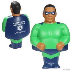 AFRICAN AMERICAN SUPER HERO