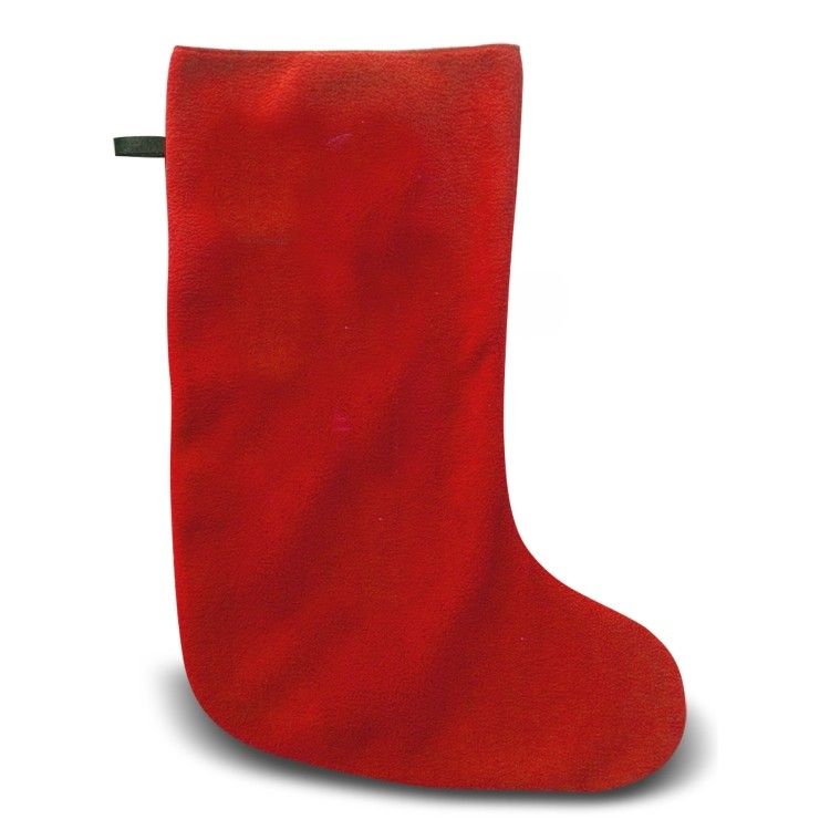 Holiday Stocking, 17 Long, 20 Colors, Blank