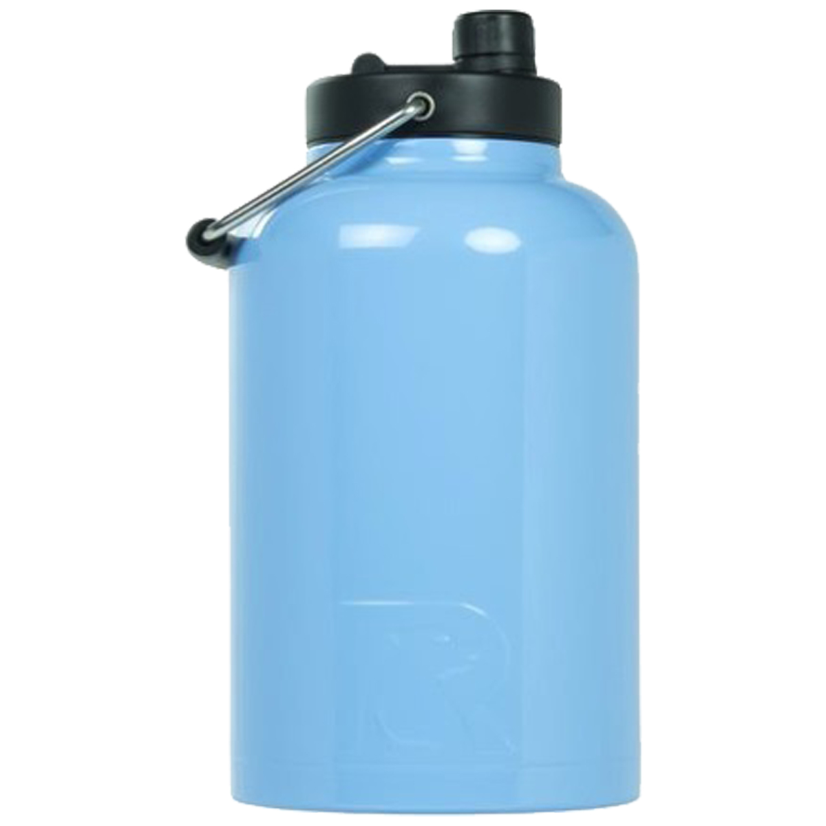 8c91331c85 RTIC One Gallon Carolina Blue Stainless Steel Jug - RS-ONEGCB-DC ...