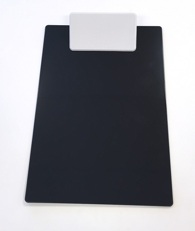 Letter Size Clipboard w/Square Clip