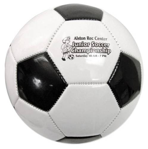 Synthetic Leather Soccer Ball-Full Color Process