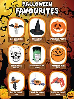 Halloween Favourites