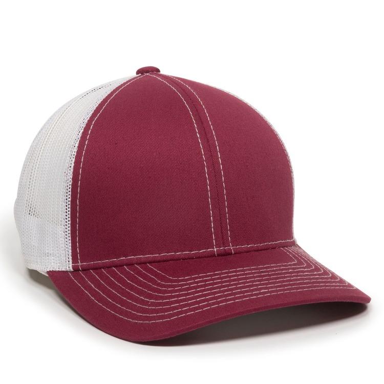 4ea52ec476f Premium Twill Trucker Snap Back Hat