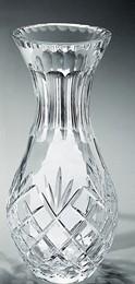 Montoya Teardrop Award Vase-Lead Crystal