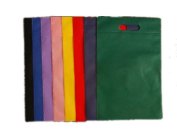 Die Cut Bag - Non Woven Polypropylene