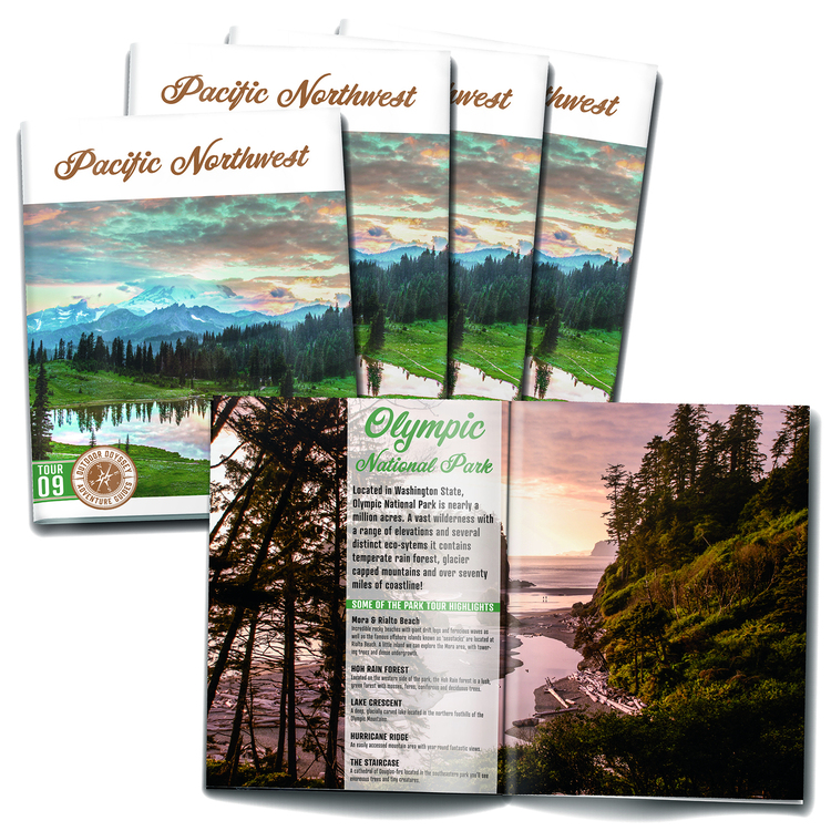 16-page (8.5x11) Booklet, Brochure or Catalog
