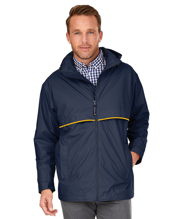 Men\'s New Englander Rain Jacket