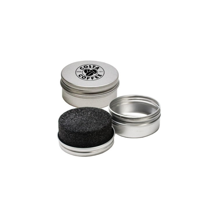 Tin Cup Shoe Polish Kit