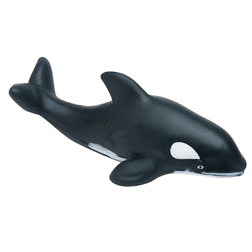 Killer Whale Orca Squeezies