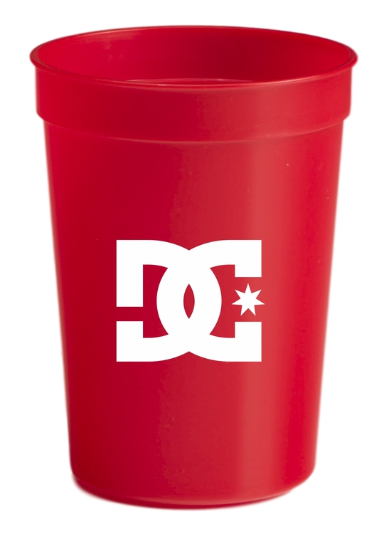 12 oz. Plastic Drink Stadium Cup