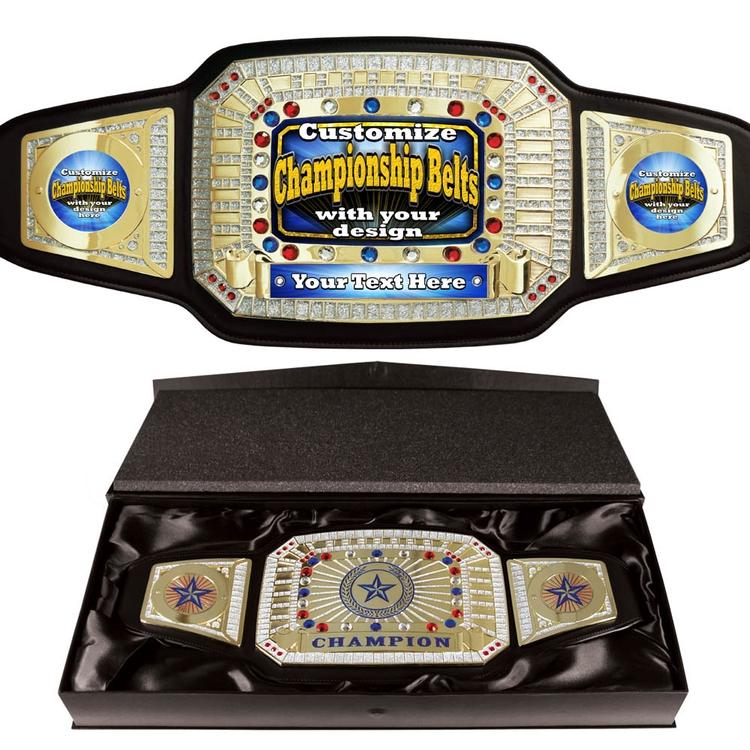Express Custom Championship Award Belt