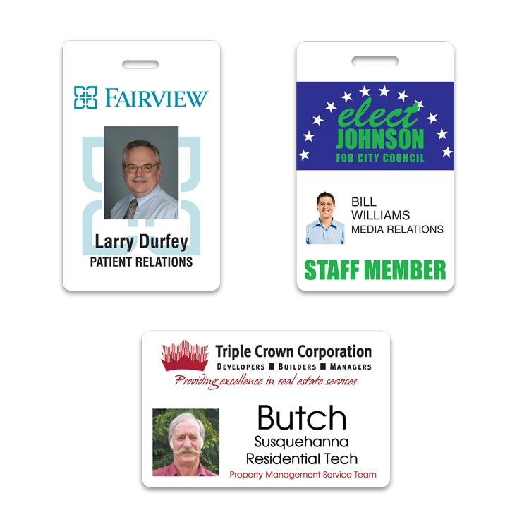 Photo ID Badges