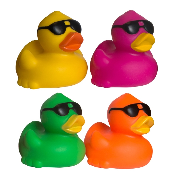 Custom Promotional Colorful Rubber Ducks