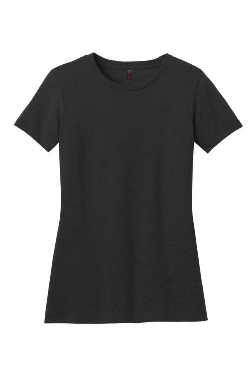 District Made Ladies Perfect Blend Crew Tee.
