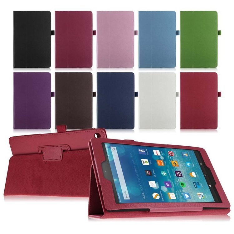 iBank® Leatherette Case for Kindle Fire 5th Gen 7