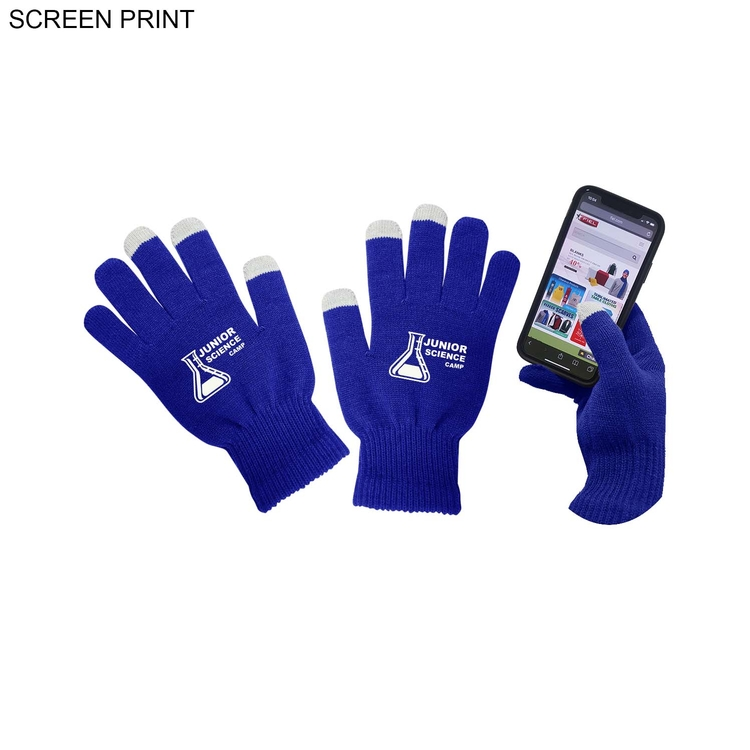 Image result for touch screen gloves printed