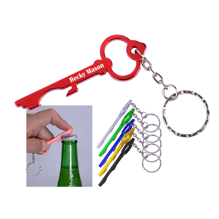 Key Bottle Opener w/ key chain