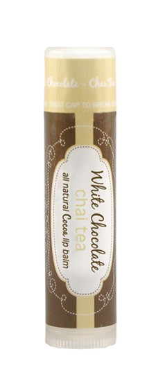 White Chocolate Chai Tea Lip Balm
