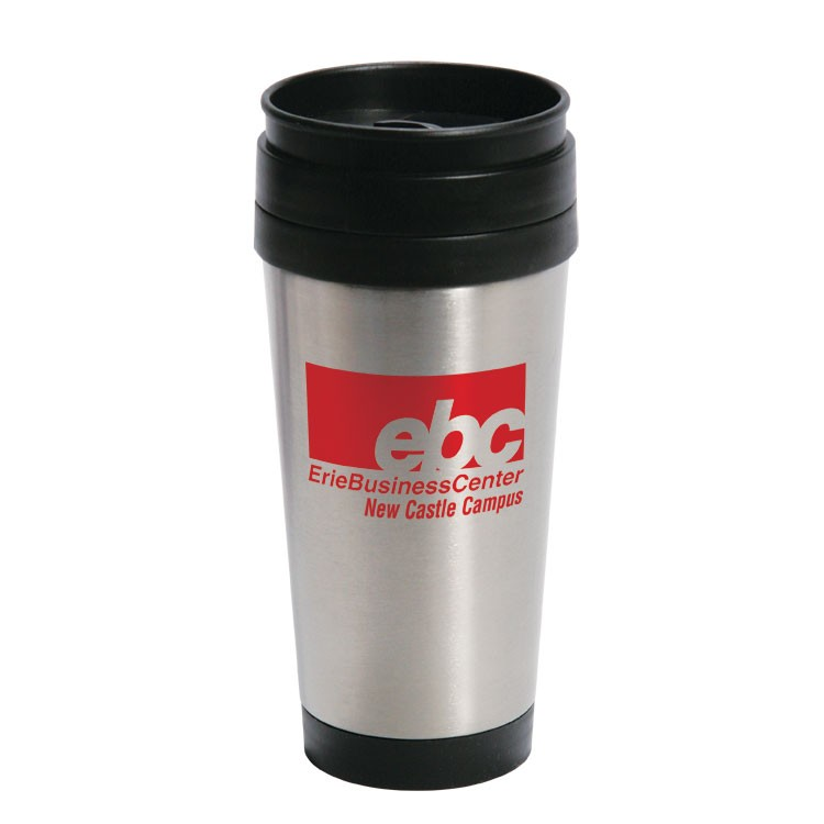 16 oz. Stainless Steel Travel Tumbler
