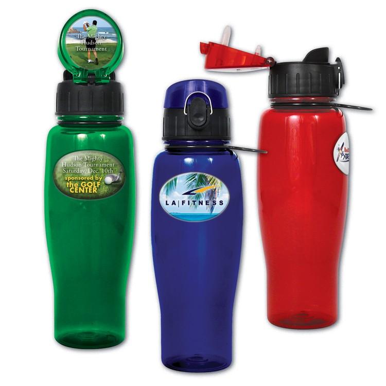 Brand Gear™ Sports Water Bottle