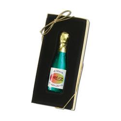 1 oz. Custom Chocolate Bottle - Chocolate Celebration