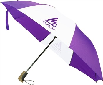 42 Inch Auto Open Folding Umbrella - SALE