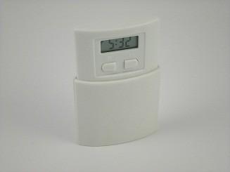 Mini LCD Desk Clock - Popup , With Alarm