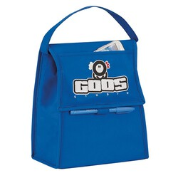 Vivid Foldable Insulated Lunch Bag