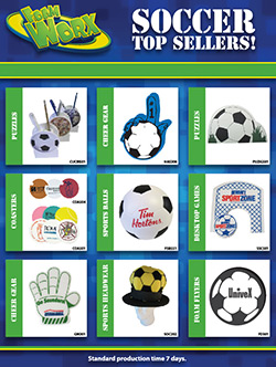 Soccer Top Sellers